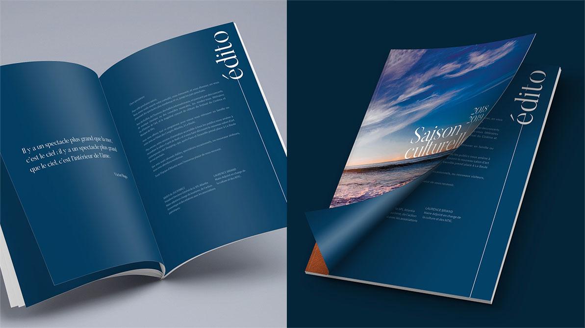Aperçu de la brochure pour Atlantia