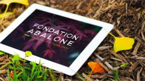 Identité graphique de la fondation Abalone